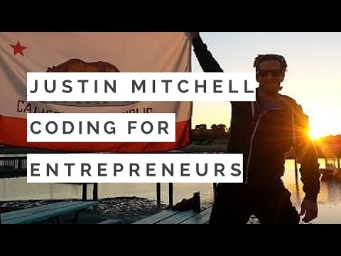 Interview with Justin Mitchell of Coding for Entrepreneurs
