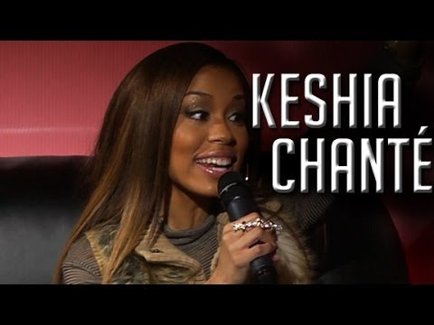 Keshia Chante talks Sex with Drake & her Ghetto name..