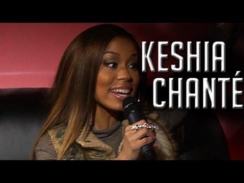 Keshia Chante talks Sex with Drake & her Ghetto name..