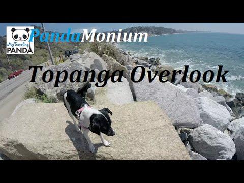 Rv Living Vlog: Pacific Ocean, Topanga Overlook, Exploring P C H & Malibu