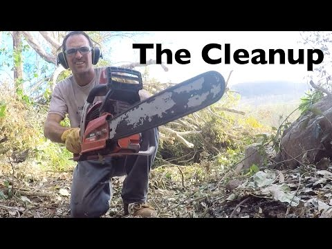 Cyclone Debbie Cleanup EP.356