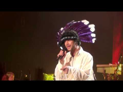 Jamiroquai - Main vein (Live in Milan 30/03/2011) - HD