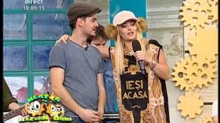 Delia Matache si Dragos Udila lanseaza single-ul - &quotIpotecat&quot