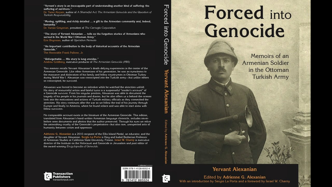 a history of the genocide and survival of the armenians Our family survival plan,family survival what survival tactics dr eric weitz on the armenian genocide part iiprofessor of history at u of m and expert.