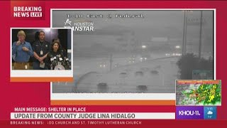 Disaster declaration issued for Harris County