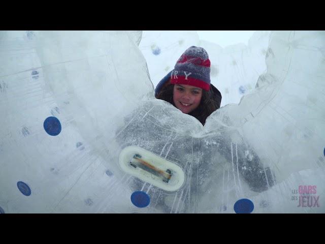 Winter Showcase Les gars des jeux Montréal