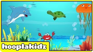 learn colors under the sea for kids baby toddler preschool activity
