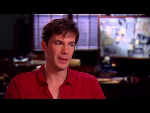 """Mr. James D´Arcy. """" Interview in Red"""", part I."""