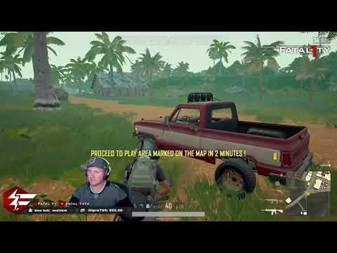 Fatal1ty plays new PUBG map: SAVAGE
