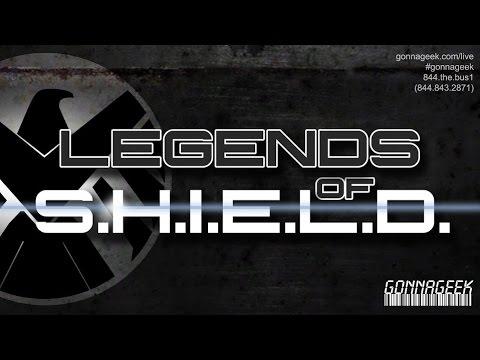Legends of S.H.I.E.L.D. #114 Agents Of S.H.I.E.L.D. Watchdogs (A Marvel Comic Universe Podcast)