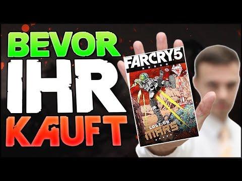 BEVOR IHR LOST ON MARS KAUFT - Far Cry 5 Lost on Mars Review deutsch / german