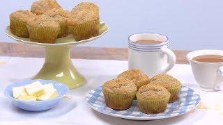 Lemon Poppyseed Muffins | Southern Living