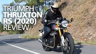 Triumph Thruxton RS (2020) Review | Bennetts BikeSocial.co.uk