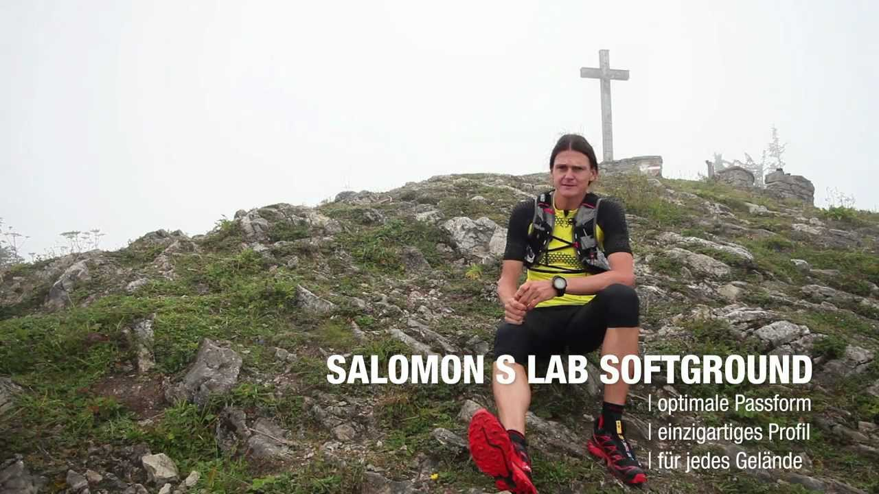Salomon Trailrunning Ausrüstung: Die S LAB Serie für Trailrunner