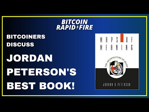 Bitcoiner Book Club Explores Jordan Peterson's 'Maps Of Meaning'.