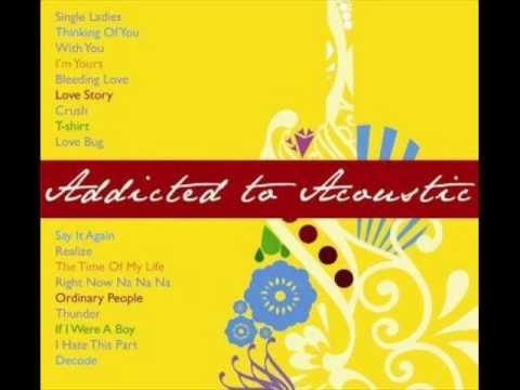 I'm yours acoustic version by Princess Velasco with lyrics