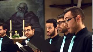 Weep o mine eyes - J. Bennet / Coro Musicaire