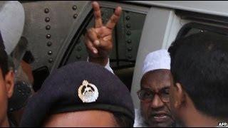 SENTENCED TO DEATH: ABDUL KADER MULLAH'S EXECUTION UPHELD BY BANGLADESH COURT - BBC NEWS
