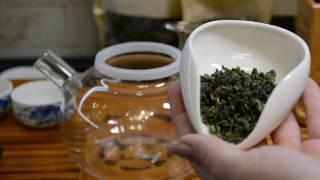 Молочный Улун (оолонг) - способ заваривания чая