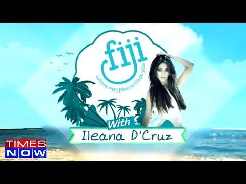 Discover The Undiscovered Fiji Island With Ileana D'cruz   Episode 2