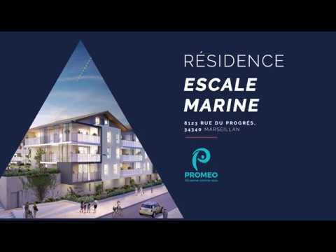 Programme immobilier à Marseillan : Escale Marine