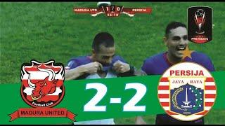 Download Video Persija vs Madura United 2-2  BigMatch Highlight HD All goal & Etended MP3 3GP MP4