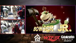 WTFox2 - Smash 4 Crew Battle - Arkansas vs Alabama