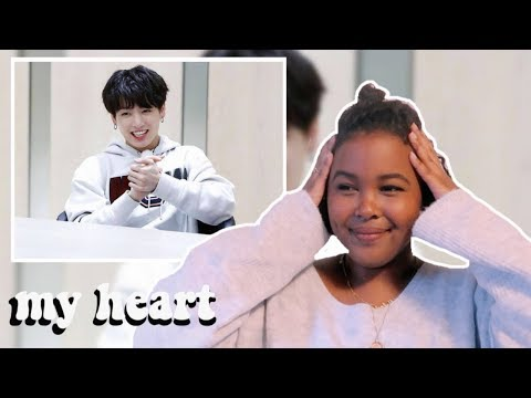BTS JUNGKOOK being a baby because apparently he doesn't think he's a baby REACTION (BTS REACTION)
