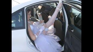 На свадьбе подменили невесту на мужика, лучший прикол