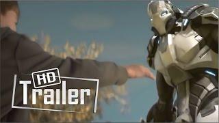 CYBORG CITY | Trailer # | 2017 SCI-FI Movie