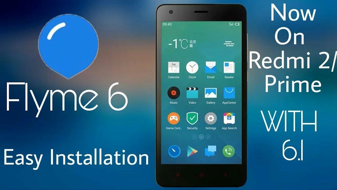 Flyme 7 Custom Rom For Redmi2 | Full Review