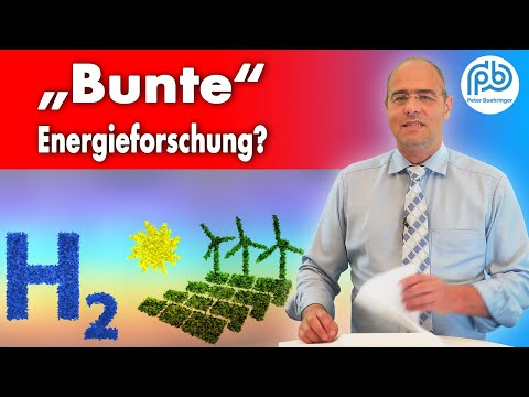 Bunt-abwegige oder doch eher zielführende Energieforschung? – Boehringer Klartext (115)