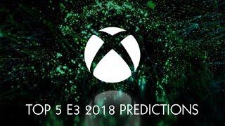 Our Official Top 5 Microsoft E3 prediction show