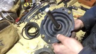 Опоры и подшипники передней стойки амортизатора Renault Laguna 2