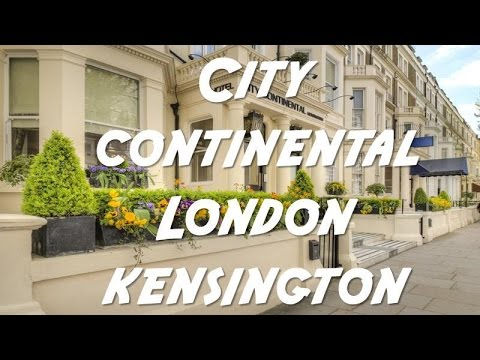 Let's See What's ON, City Continental London Kensington, United Kingdom