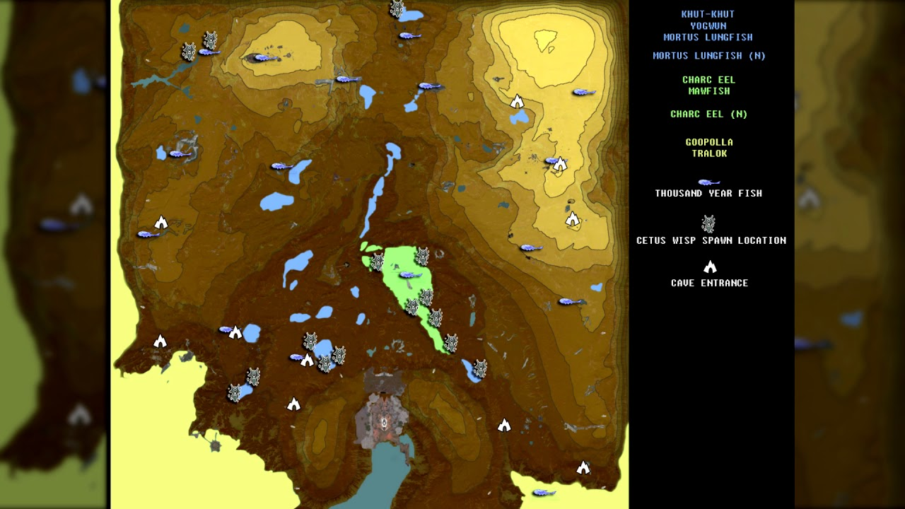 Warframe plains of eidolon resource point of interest for How to fish in warframe