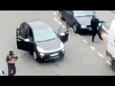 フランス・パリの新聞社襲撃事件!!
