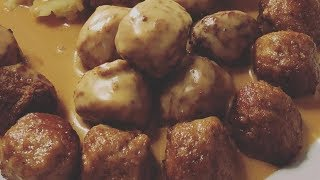 This Is Why IKEA's Meatballs Are So Delicious
