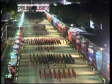 Desfile completo del 5 de Julio de 2013 en Los Próceres, Caracas
