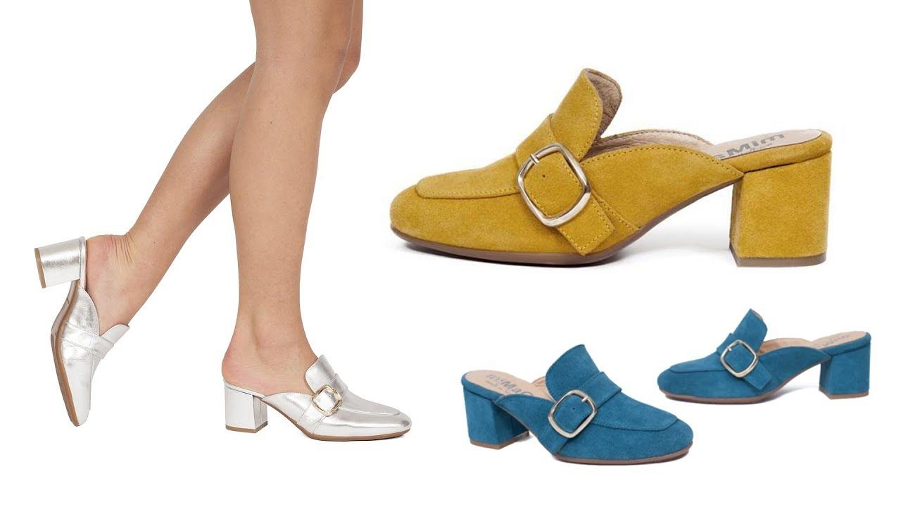 De BajoCómodo Primavera Moda Y Verano 2018Tacón Zapatos wkOP8n0