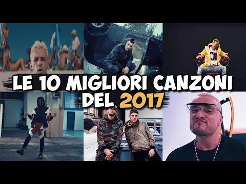 LE MIGLIORI CANZONI RAP e TRAP DEL 2017