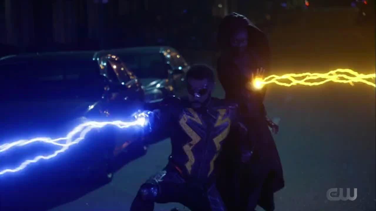 Download Black lightning and lightning team up/ Black Lightning season 4 episode 6