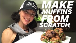 LET'S BE FUTURE CENTURIONS | HOW TO MAKE HEALTHY MUFFINS FROM SCRATCH | MEDICAL MEDIUM
