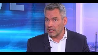 Fellner! Live: Karl Nehammer im Interview