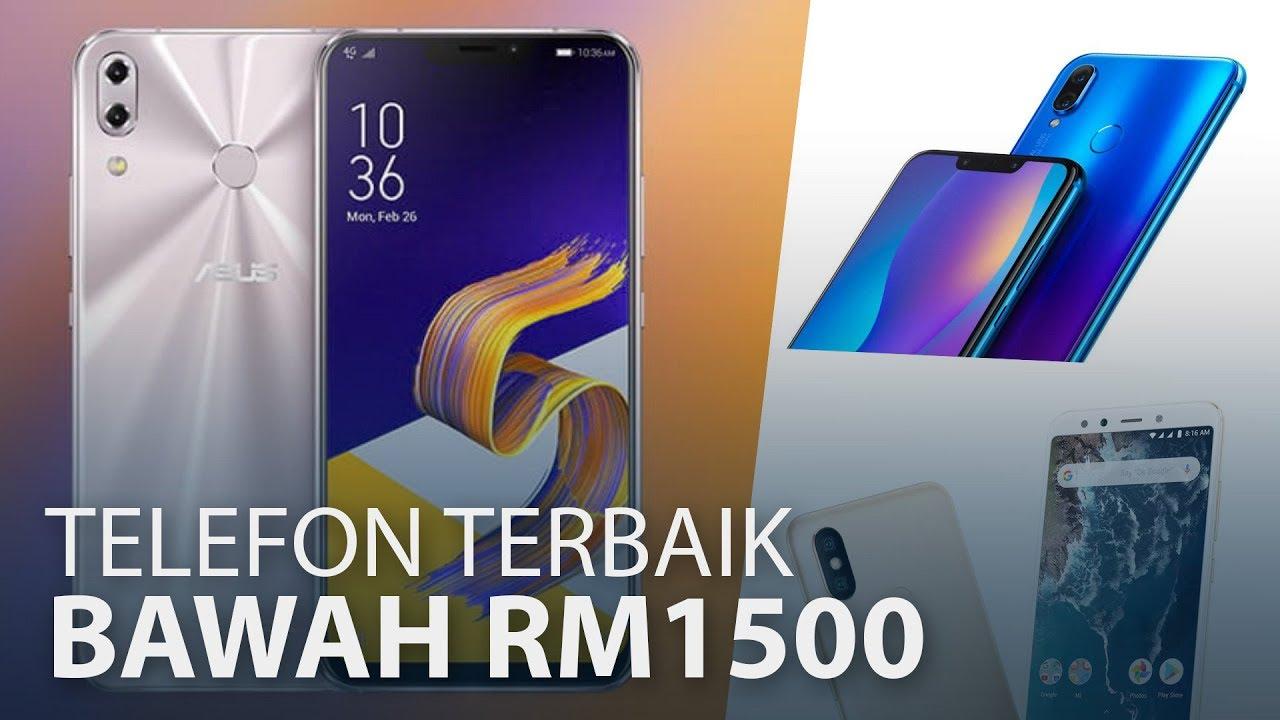 Telefon Terbaik Di Bawah Rm1500 Pertengahan 2018 Amanz