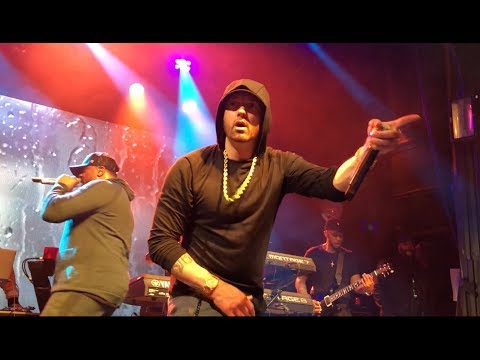 Eminem Full Concert From Irving Plaza In NYC *AMAZING QUALITY*