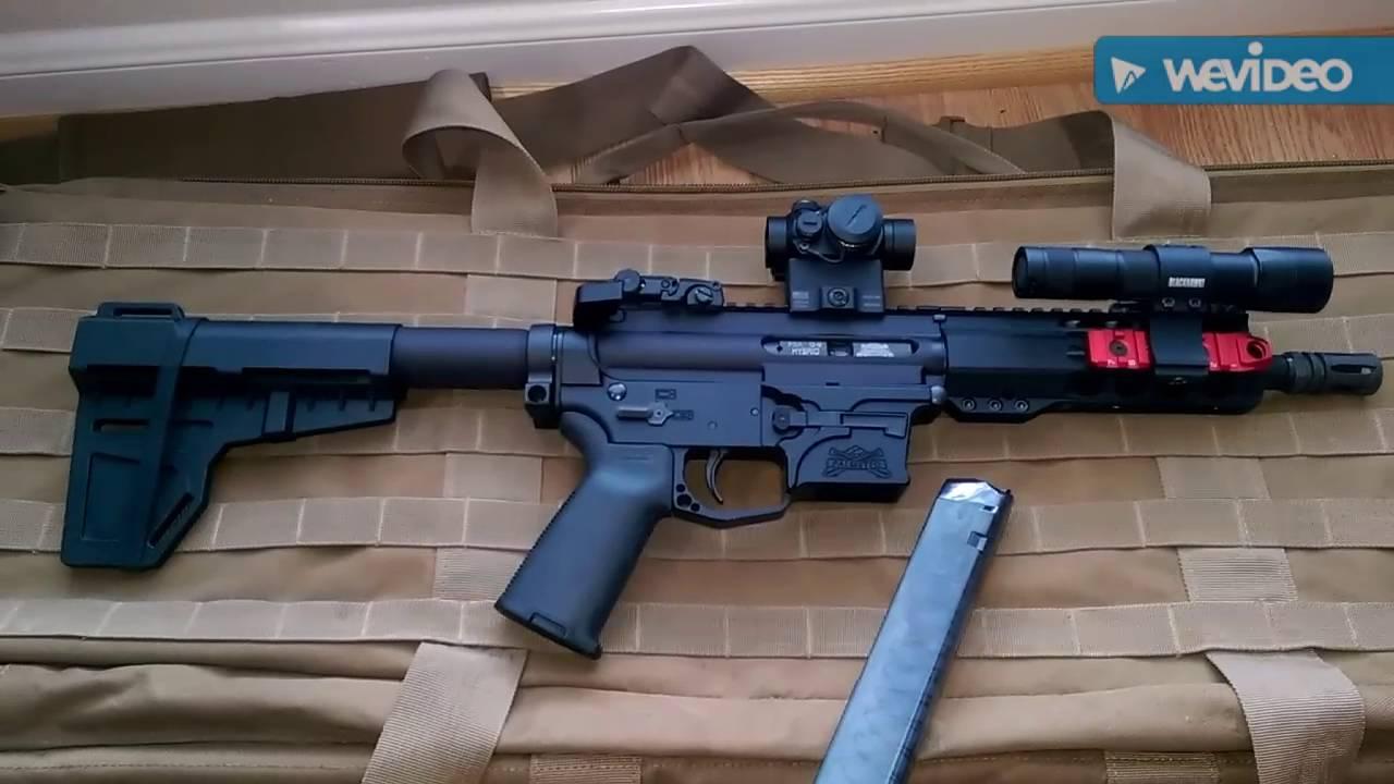 Glock 9mm Carbine