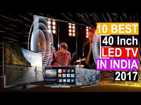 10 Best 40 inch LED TV in India of 2017 -  You Should Buy