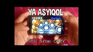 Download Lagu YA ASYIQOL - SABYAN ( REAL DRUM COVER ) Mp3