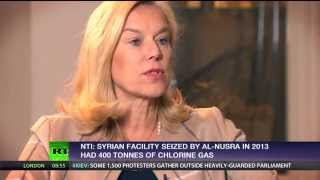 Chlorine gas used in Syria, OPCW investigating - ex Syrian chemical disarmament chief